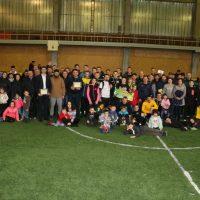 Charitable tournament in mini-football.