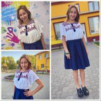 (Русский) Саша в 13 лет Президент Войновской школы